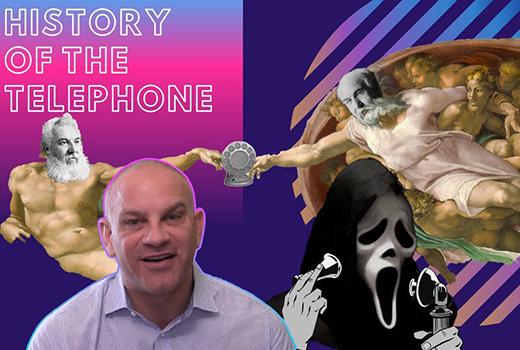 image representing The History of Tech   The Telephone