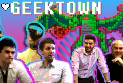 image representing GEEKTOWN Episode 1   Managed Services