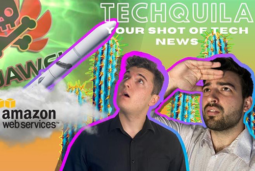 image representing TECHquila Episode 4 | AWS Beyond the Cloud